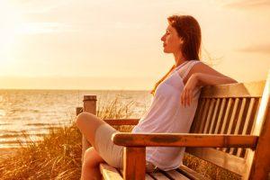 Cellulite und Entspannung