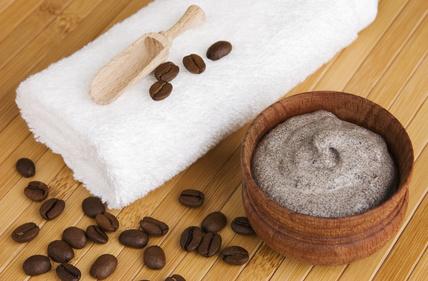Kaffeepeeling selber machen