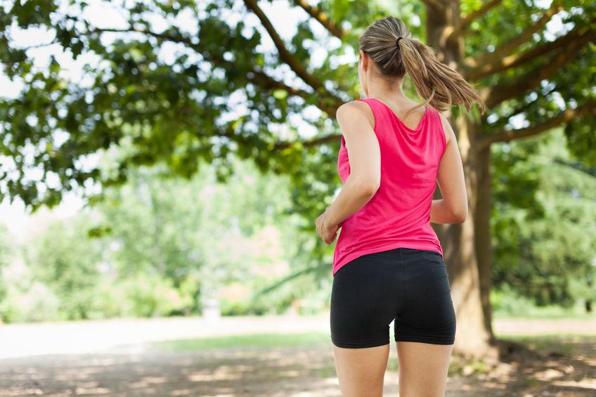joggen gegen cellulite