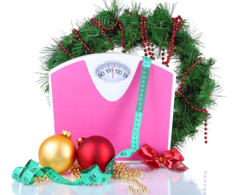 weihnachten nicht zunehmen