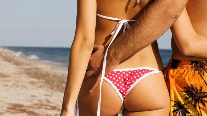 Cellulite weg für Bikini